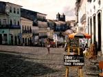 Dans le Pelourinho (Salvador de Bahia)
