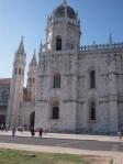 Monastère de Jéronimo, Lisbonne.